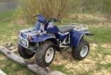 Утилитарный квадроцикл ЗиД-200: описание, технические характеристики, конструктивные особенности