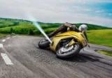 Для мотоциклов придумали защиты от падения