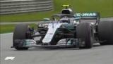 Боттас выиграл квалификацию Гран-при Австрии