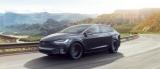 Tesla Model X отказывается от опрокидывания