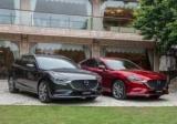 Новая Mazda 6 выиграл получил